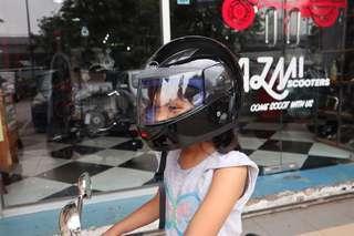 Kids Fullface Helmets