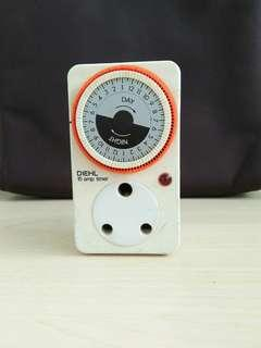Timer 15 Ampere,  brand Diehl,  made in West Germany, good quality product