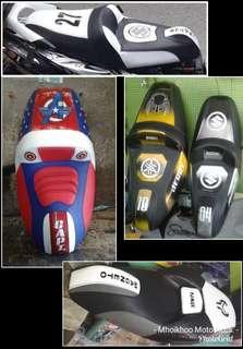 Customized Motor Seat Cover