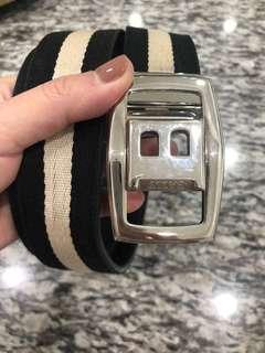 Bally belt size 100 authentic