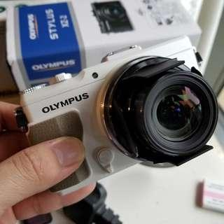 Olympus XZ-2 (xz2) camera Boxed Fullset (Excellent Condition)