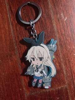 Shimakaze keychain
