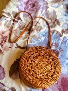 🚚 Rattan Bag
