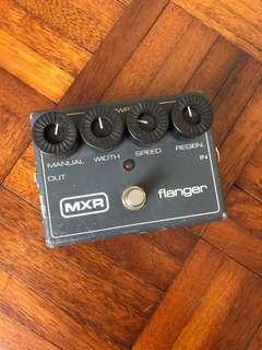 MXR Flanger Pedal