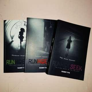 COMPLETE Run, Hide, and Seek Trilogy