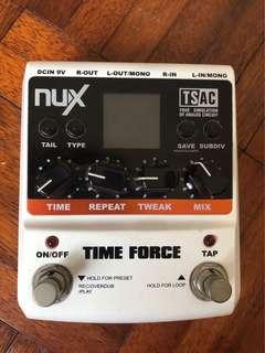 NUX Time Force Pedal