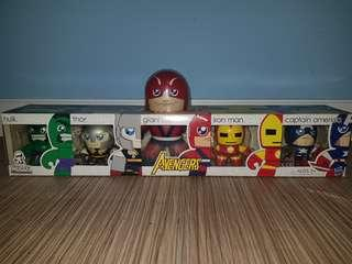 Mini Muggs Avengers 2011 SDCC Exclusive