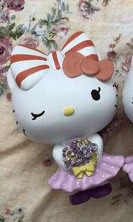 🚚 Hello kitty cafe hand painted figurine