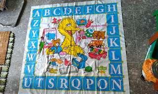 🚚 Sesame street play mat