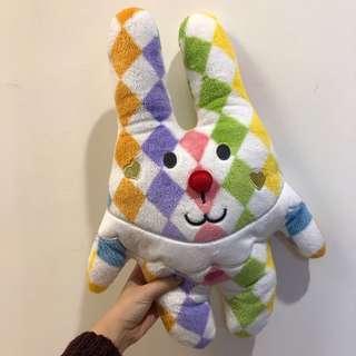 🚚 ⚡️199出清⚡️超可愛 craftholic 宇宙人 馬戲團小丑兔玩偶