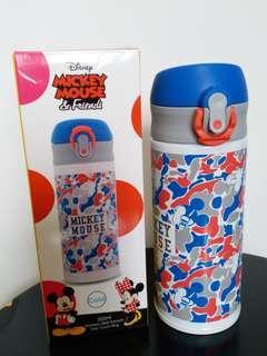Disney Vaca 迪士尼小牛角 保溫壺 保溫杯
