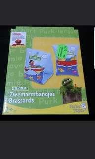 Swimming Arm Bands - Sesame Street