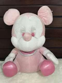 Mickey mouse in pink