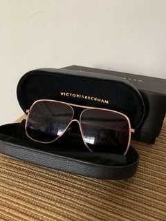 Victoria Beckham's Loop Navigator Sunglasses