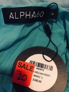 Alpha 60 skirt