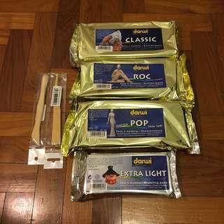 Darwi Modelling Paste set