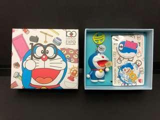 叮噹 Doraemon 多啦A夢 誕生前100周年紀念套裝 。