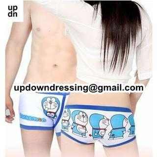 💕 Couple Underwear - Doraemon