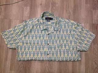 Paul Smith Button Down Polo Shirt