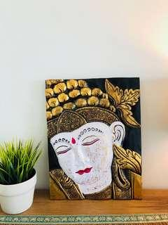 Buddha wallPanel