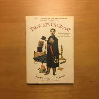 🚚 Nonfiction book: Proust's Overcoat