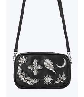 Kitte leather bag