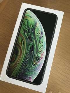 iPhone XS 256GB fullset garansi USA