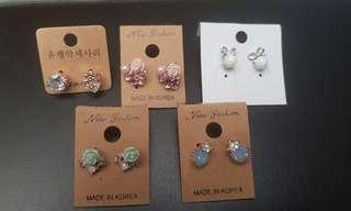 Earrings Korean