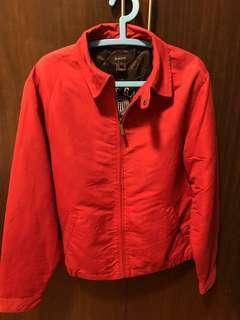 GANT Red Windcheater Jacket