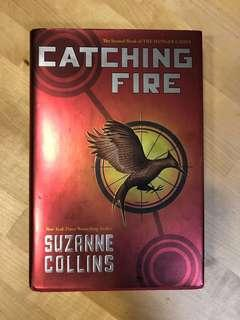 Catching Fire (Hard Bound - From The Hunger Games Trilogy)