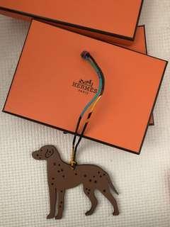Hermes petit h charm 斑點狗(Dalmatian dog)