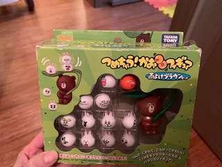 LINE friends 玩具