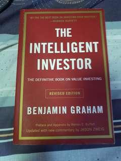 The Intelligent Investor and Other New/ Used Books