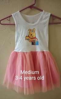 Tutu Dress 3 to 4 years old