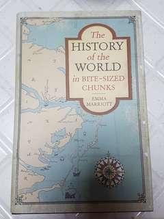 🚚 The History of the World in Bite-Sized Chunks