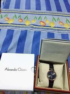 New Alexandra Christie jual murah bs nego