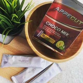 Appecut diet chocolate drink