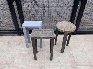 ALTUM Side Tables