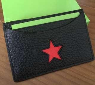 Shanghai Tang 上海灘 全新連盒 黑色cardholder