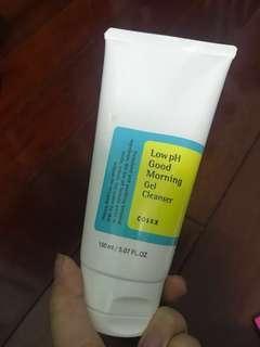 ✨ Low pH Good Morning Gel Cleanser