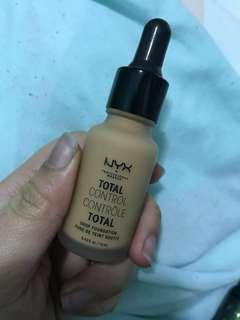 ✨ NYX Total Control