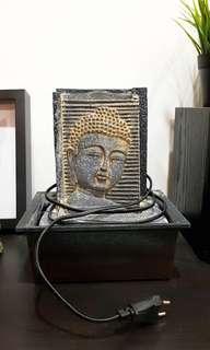 Desktop buddha fountain