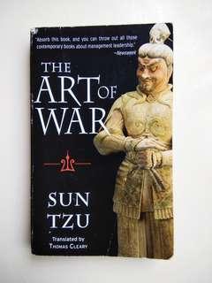 THE ART OF WAR - SUN TZU | RM20