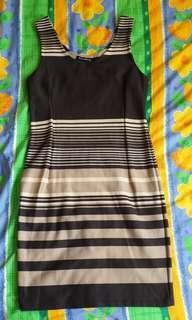 🚚 Stripes dress (Size S)