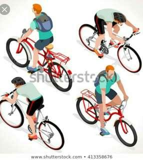 Cycling Group (starting)