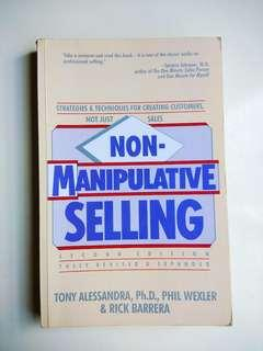 Non-Manipulative Selling | RM39 (Can Nego)