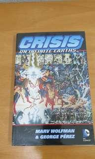 🚚 DC Comics - Crisis on Infinite Earths