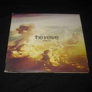 CD The Verve. Forth. Richard Ashcroft. IMPORTED