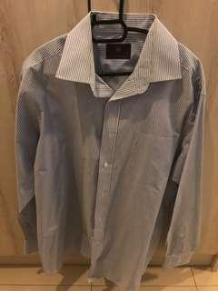 Mark & Spencer regular fit men long sleeve shirt