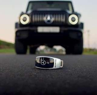 My toy can be yours: G Class